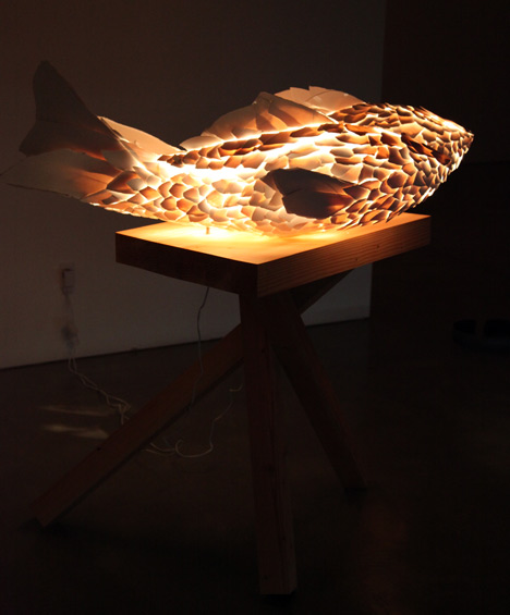 dezeen_Fish-Lamps-by-Frank-Gehry_1