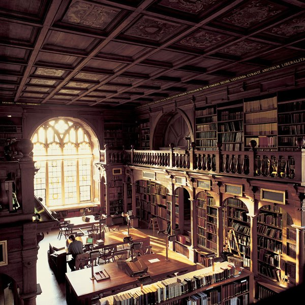 BODLEIAN LIBRARY-OXFORD ,ENGLAND